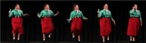 Ursula in Bye Bye Birdie 2014